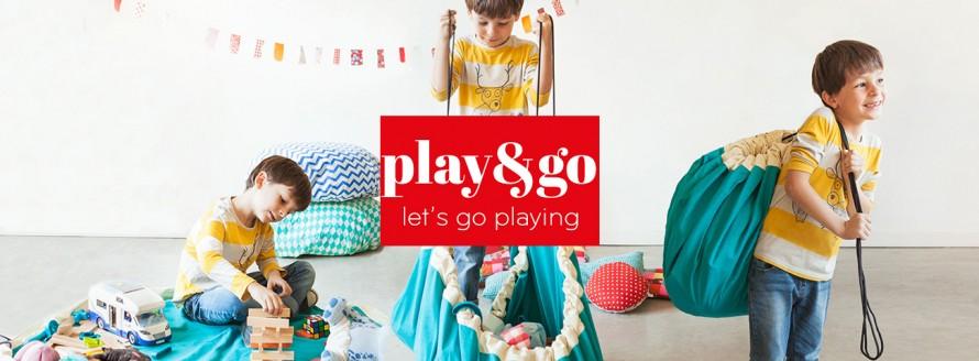 おもちゃのおかたづけplay & go(プレイ&ゴー)
