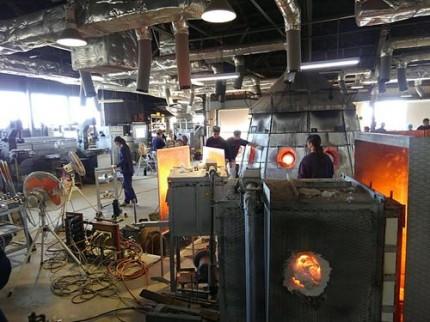 スガハラガラス工場