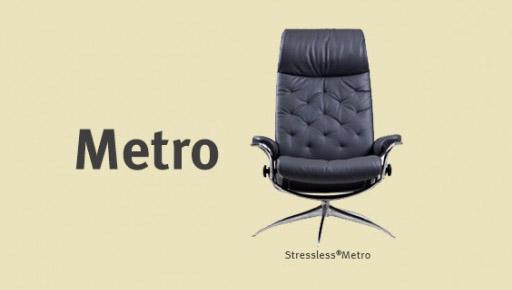 ストレスレスメトロ