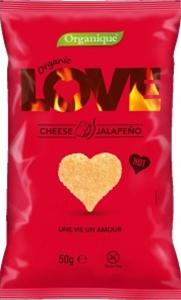 LOVE チーズ&ハラペーニ